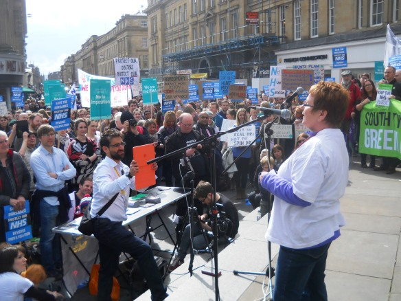 April 2016 NE March for the NHS 025