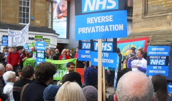 April 2016 NE March for the NHS 031