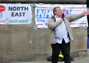 Gail Ward - Defend Tynedale NHS Services