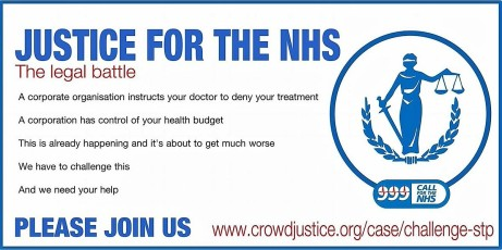 Justice for the NHS