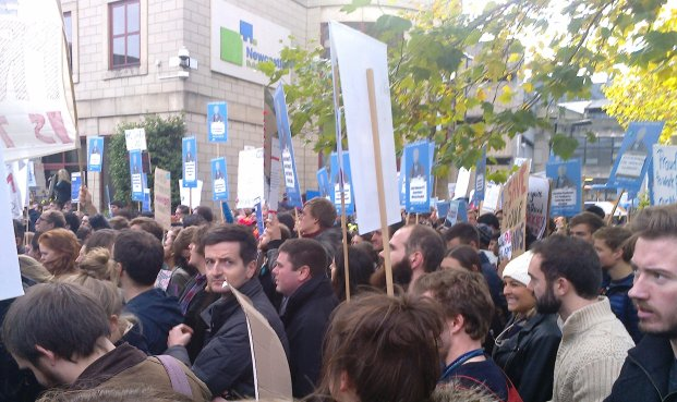 Oct 2015 NHS Doctors March and Rally 006
