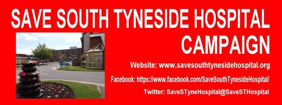 Save South Tyneside Hospital Campaign