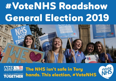 GE 09 VoteNHS_Roadshow_FRONT