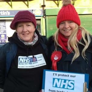 Lauren Dingsdale Labour candidate