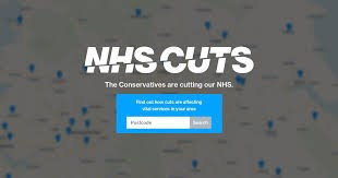 NHS Cuts image