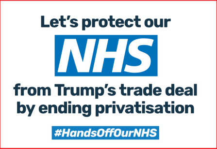 WoI Hands off our NHS
