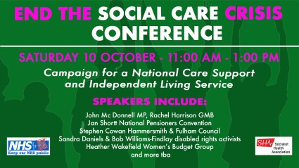 social care conference