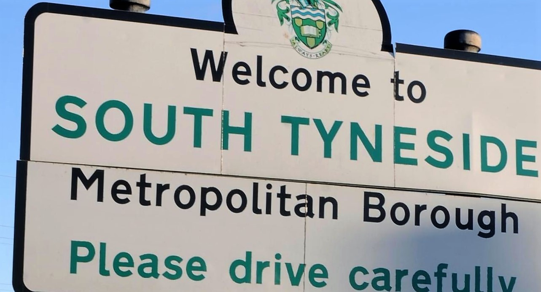 roadsign south tyneside 2