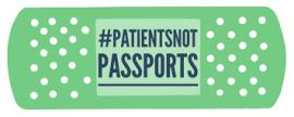 migrants patients not passports