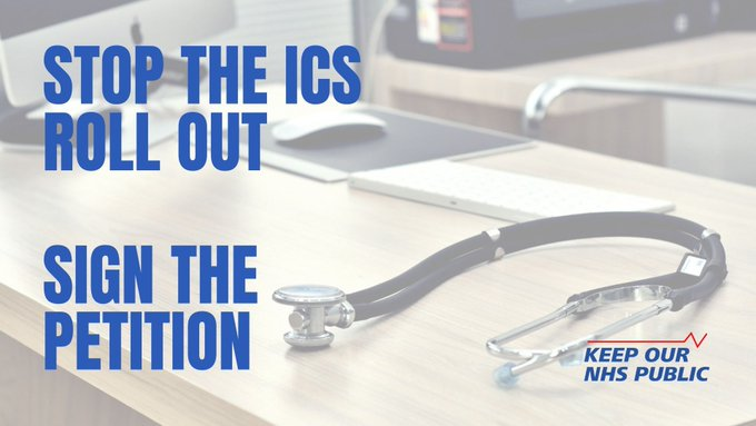 stop the ICS roll out