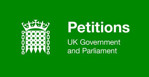 UK Govt petitions