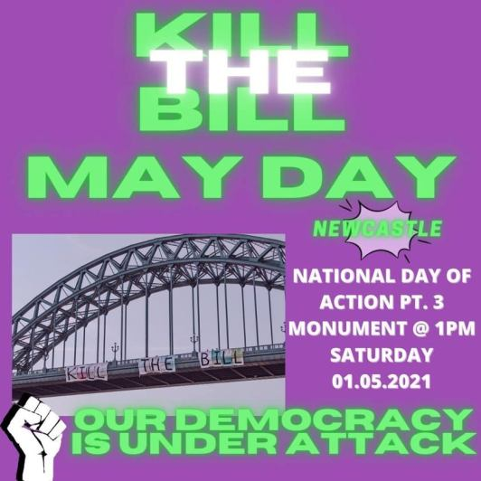 KTB may day