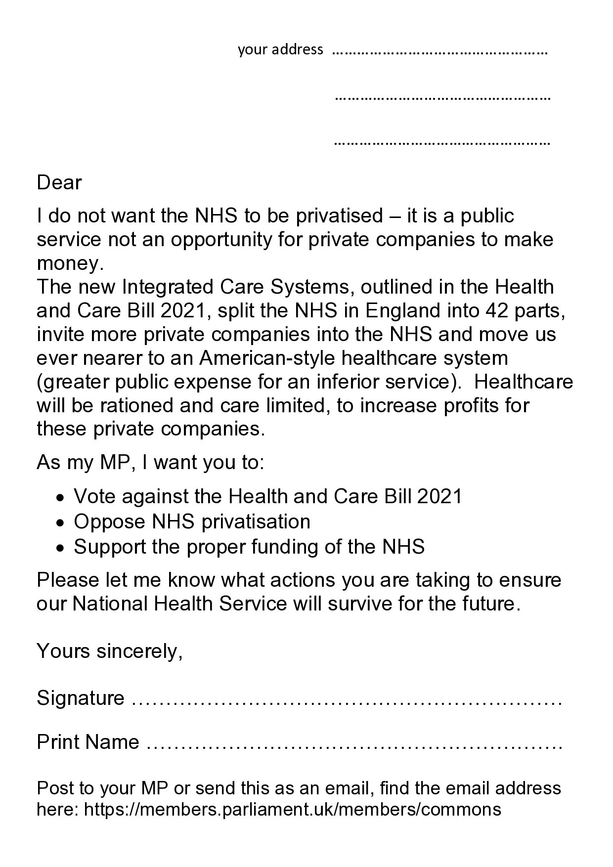 letter MPs Health Bill-page0001